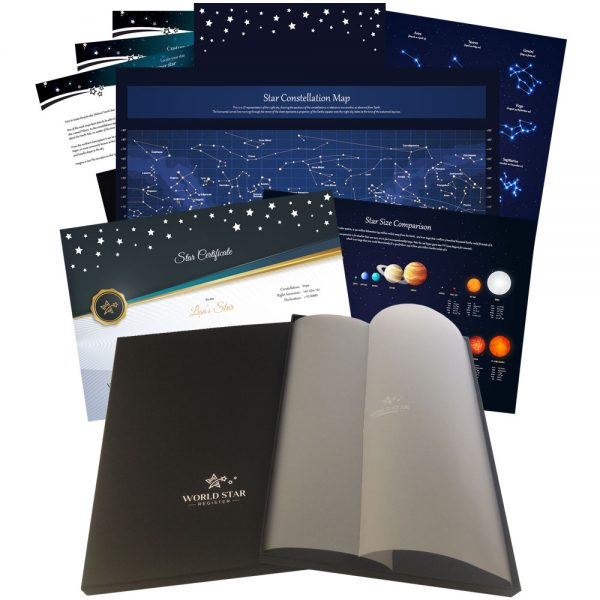 Name a star gift set product display image